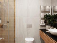 wood-shower-and-stone-clad-modern-bathroom-wall-treatments