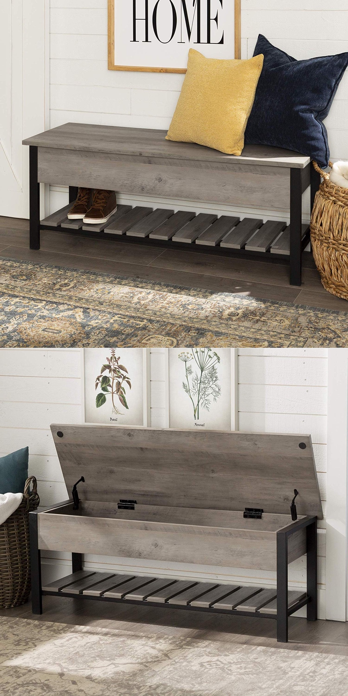 wooden-storage-bench-for-rustic-modern-and-industrial-interior-design