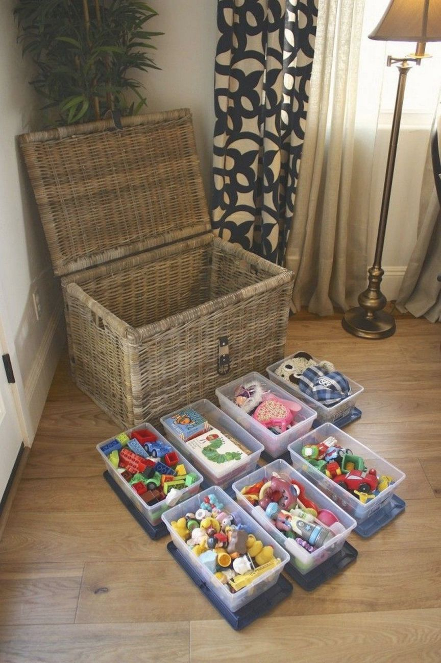 10 Creative Toy Storage Tips For Your Kids | Playroom with regard to Lovely Living Room Toy Storage Ideas