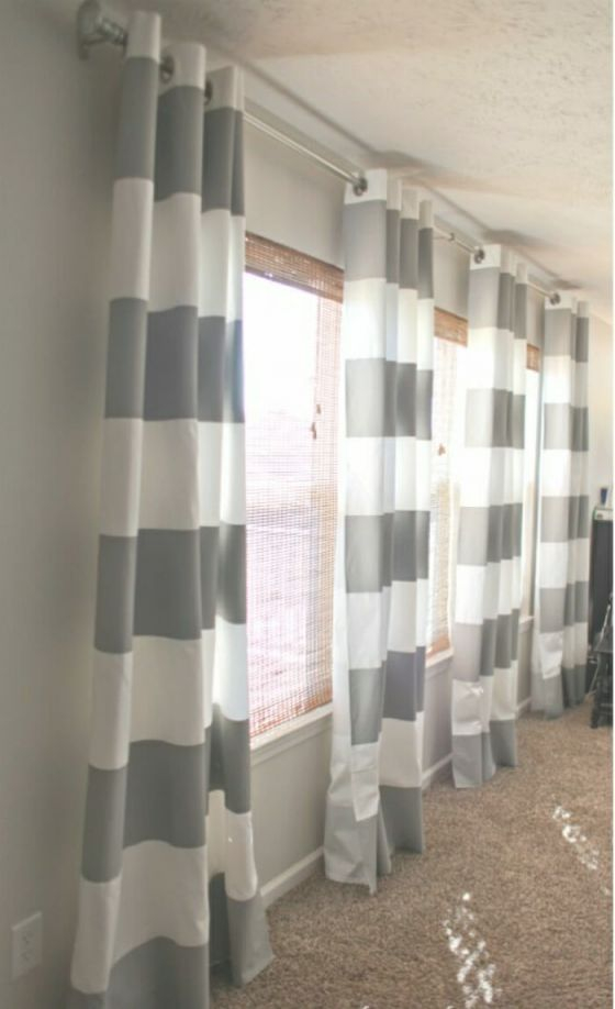 12 Best Living Room Curtain Ideas And Designs For 2019 intended for Beautiful Window Treatment Ideas For Living Room