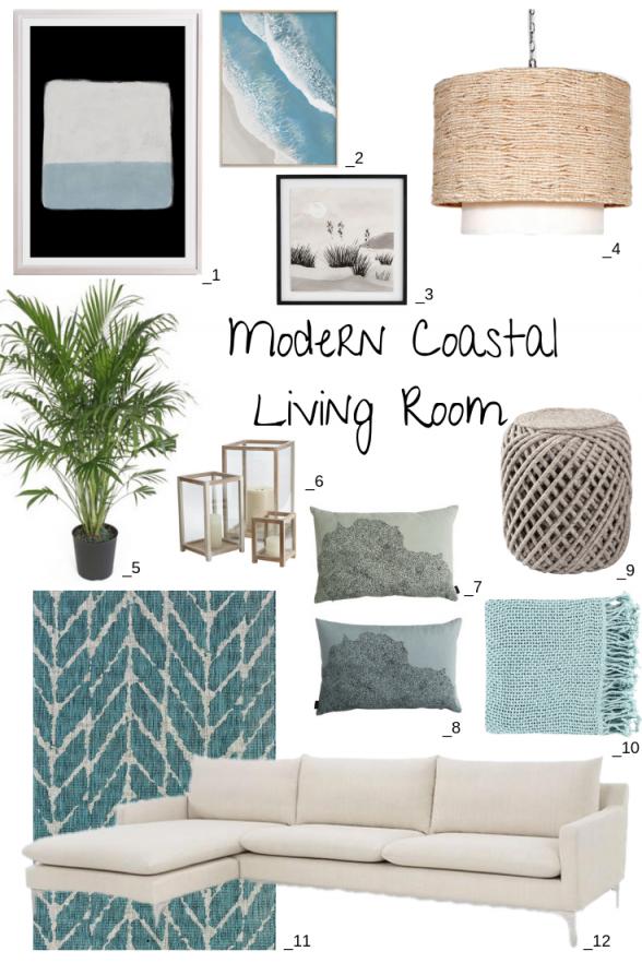 12 Modern Coastal Living Room Ideas — 12 Pieces regarding Luxury Coastal Living Room Ideas