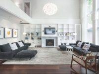17 Magnificent Ideas For Decorating Large Living Room for Big Living Room Furniture