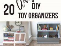 20 Genius Diy Toy Organizer Ideas – Super Creative Toy within Living Room Toy Storage Ideas