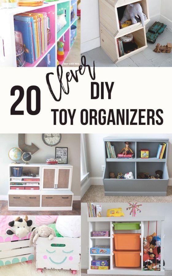 20 Genius Diy Toy Organizer Ideas - Super Creative Toy within Living Room Toy Storage Ideas