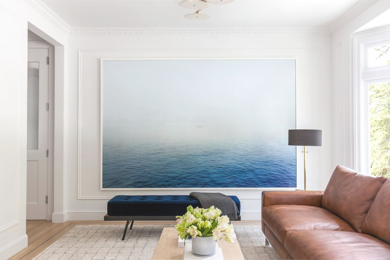 20 Wall Decor Ideas To Refresh Your Space   Architectural Digest with Large Wall Decor Ideas For Living Room