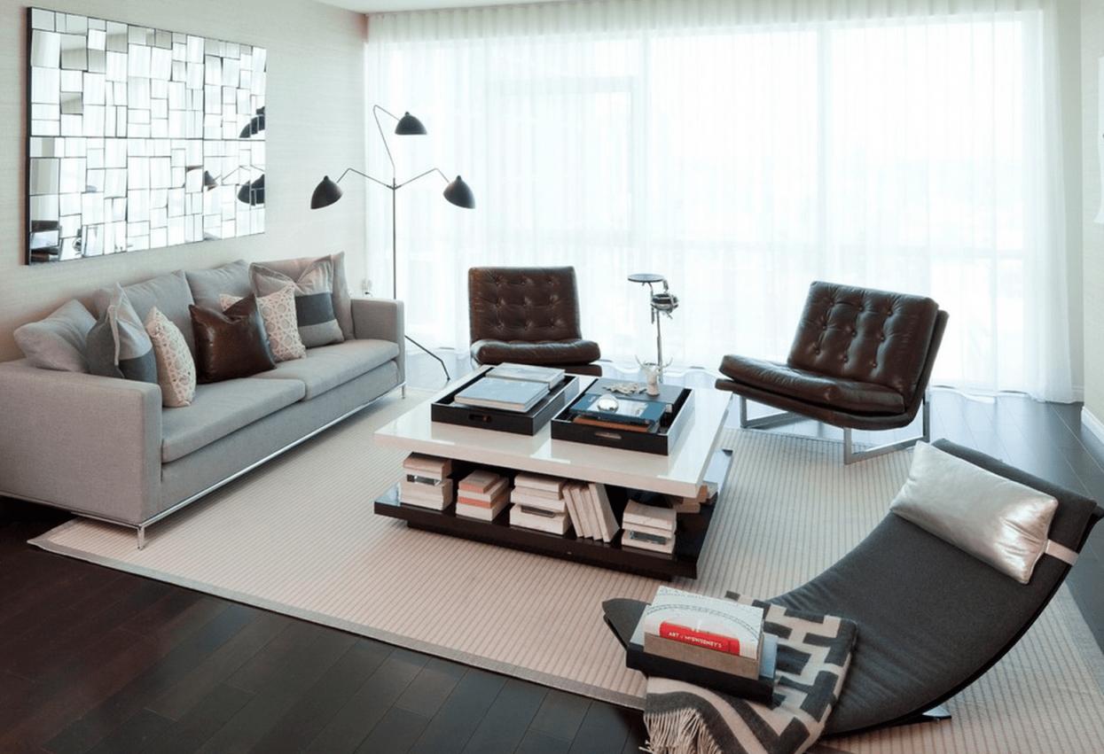 21 Modern Living Room Design Ideas intended for Modern Living Room Furniture