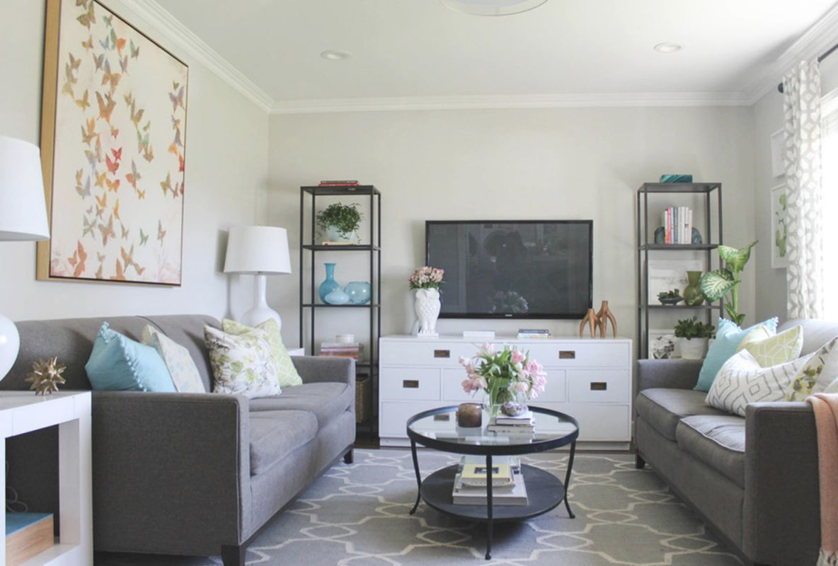 Best of Decorating Ideas For Small Living Rooms - Awesome ...