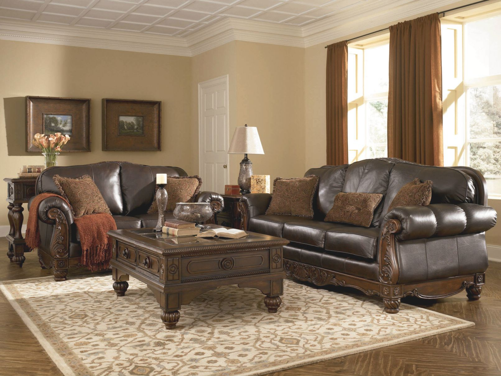 Lovely Ashley Furniture Living Room Sets 999 - Awesome Decors