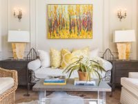 25 Cheery Ways To Use Yellow In Your Decor pertaining to New Yellow Living Room Furniture