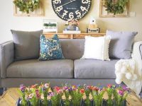 33 Best Rustic Living Room Wall Decor Ideas And Designs For 2019 throughout New Wall Decorating Ideas For Living Room