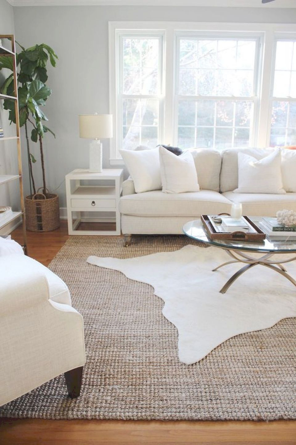 35 Awesome Rug Living Room Ideas