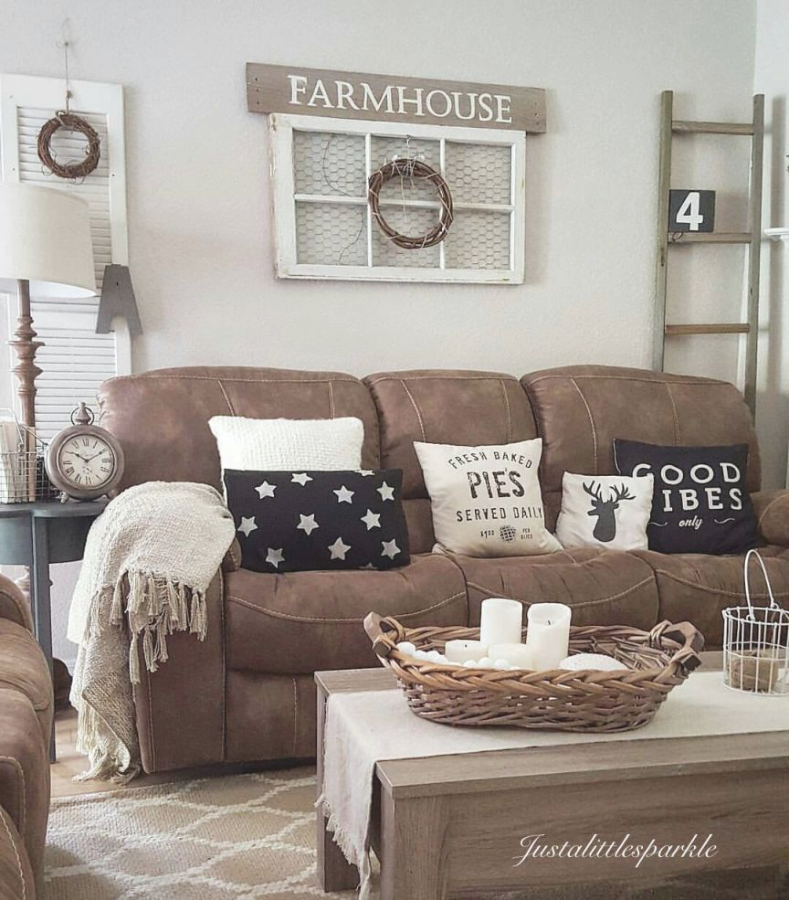 4 Farmhouse Living Room Maintenance Mistakes New Owners Make throughout Rustic Living Room Furniture