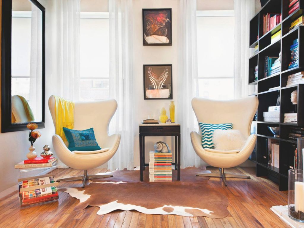 6 Tips For Downsizing | Hgtv inside Awesome Small Space Living Room Furniture