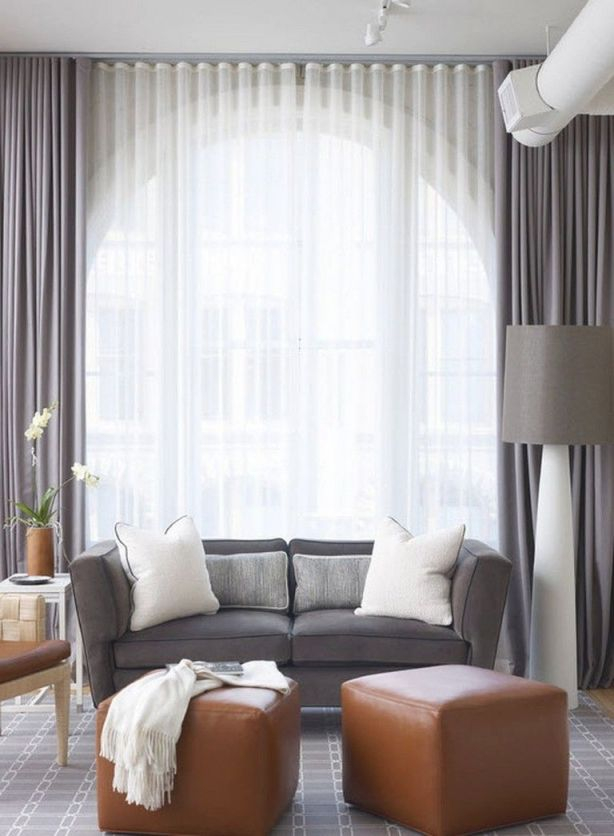60+ Incridible Tall Curtains Ideas For Your Home Living ...
