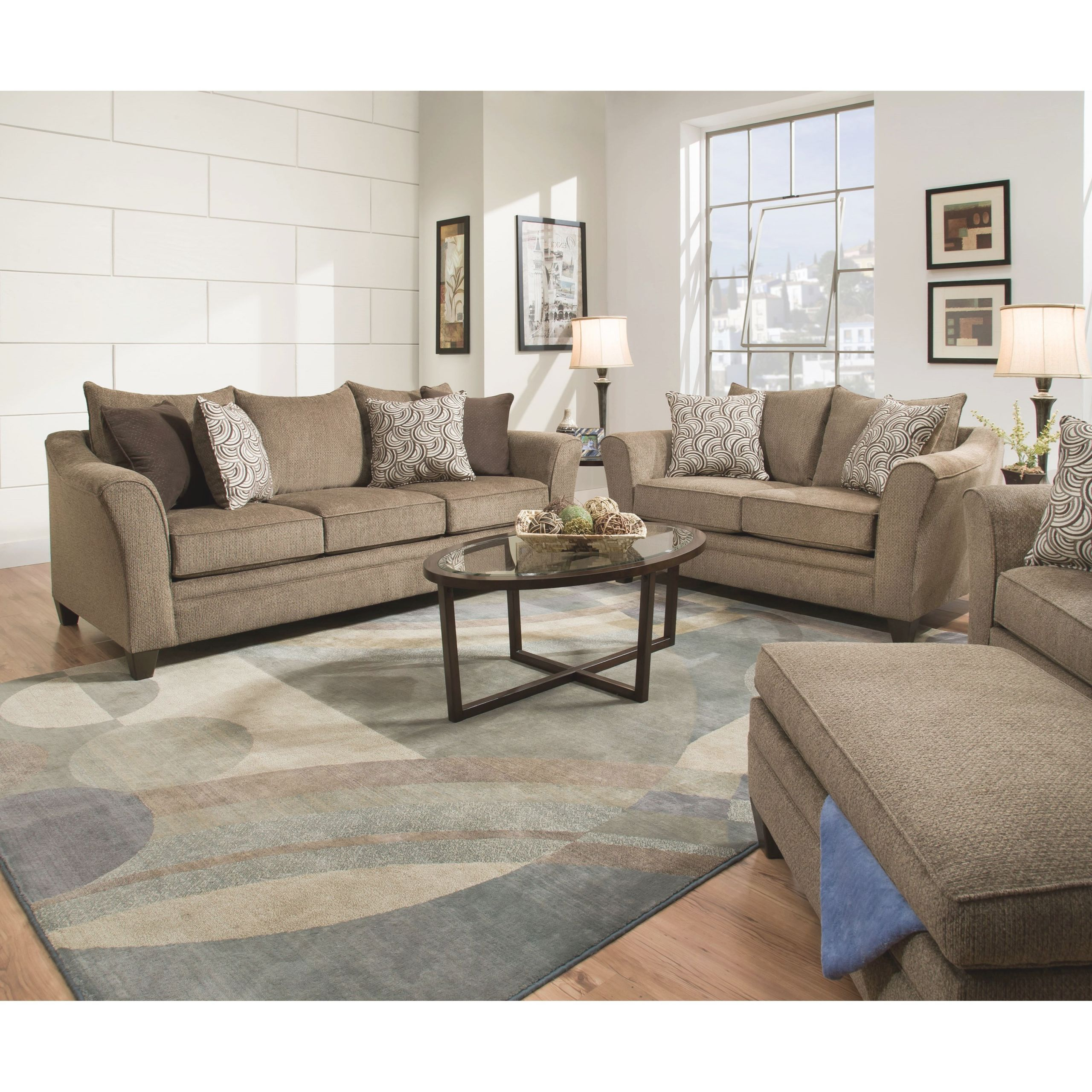 6485 Living Room Groupsimmons Upholstery At Royal Furniture regarding New Simmons Living Room Furniture