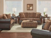 8700 Kiser Cappuccino Sofa And Loveseat-Discontinued throughout Affordable Living Room Furniture Sets