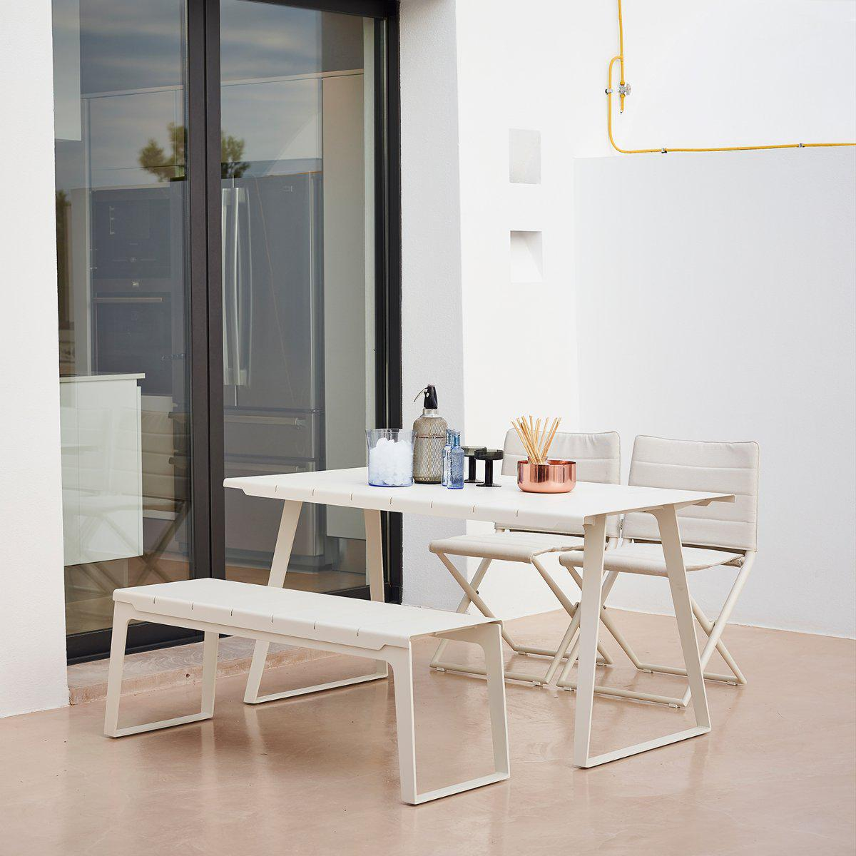Copenhagen-Bench-White-Metal-Contemporary-Luxury