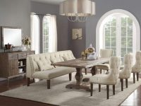 Large-Cream-Button-Tufted-Dining-Bench-With-Back-And-Nailhead-Trim-Formal-Dining-Room-Farmhouse