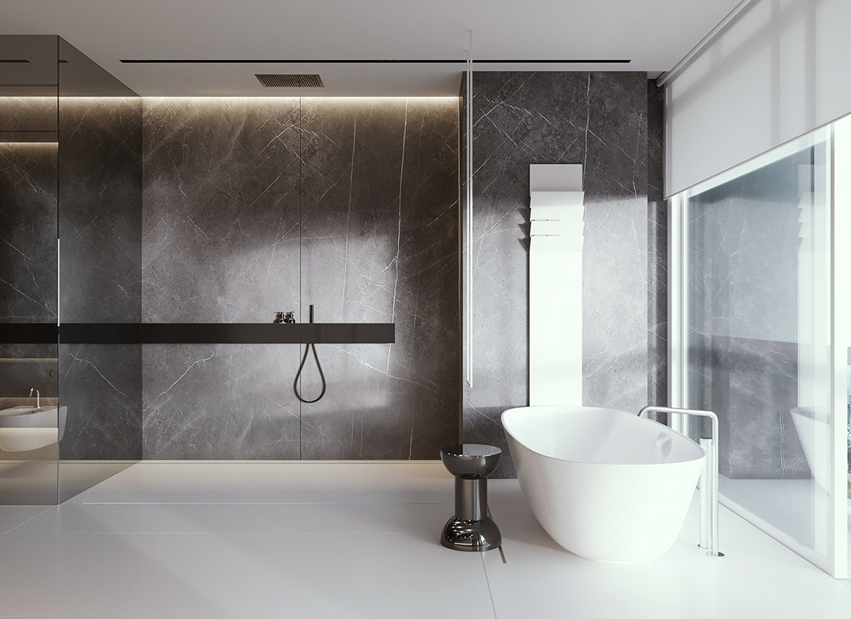 Luxury-bathtub