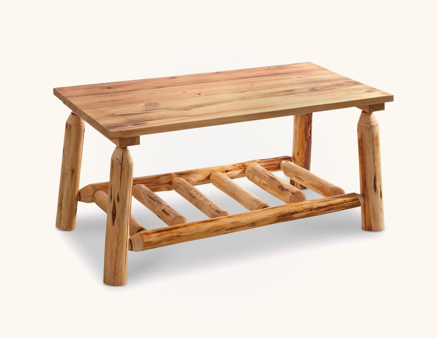 Rustic-Log-Coffee-Table-Contemporary-Cottage-Furniture-Ideas