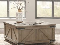 Rustic-Pine-Wood-Coffee-Table-Large-Storage-For-Blankets-Living-Room