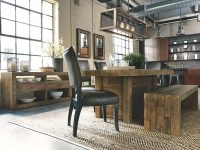 Rustic-Reclaimed-Wood-Dining-Bench-Wooden-U-Shaped-All-Wood