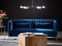 Rustic-Style-Hexagonal-Reclaimed-Fir-Wood-Coffee-Table