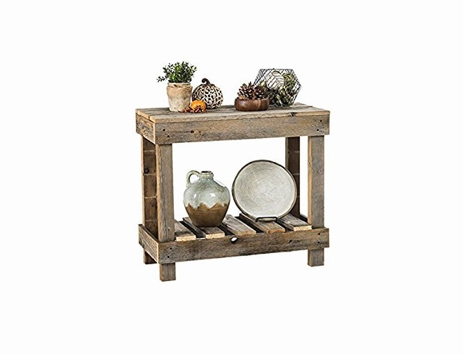 Small-Rustic-Coffee-Table-Reclaimed-Wood-Palette-Tiny-Living-Room-Decor-Ideas