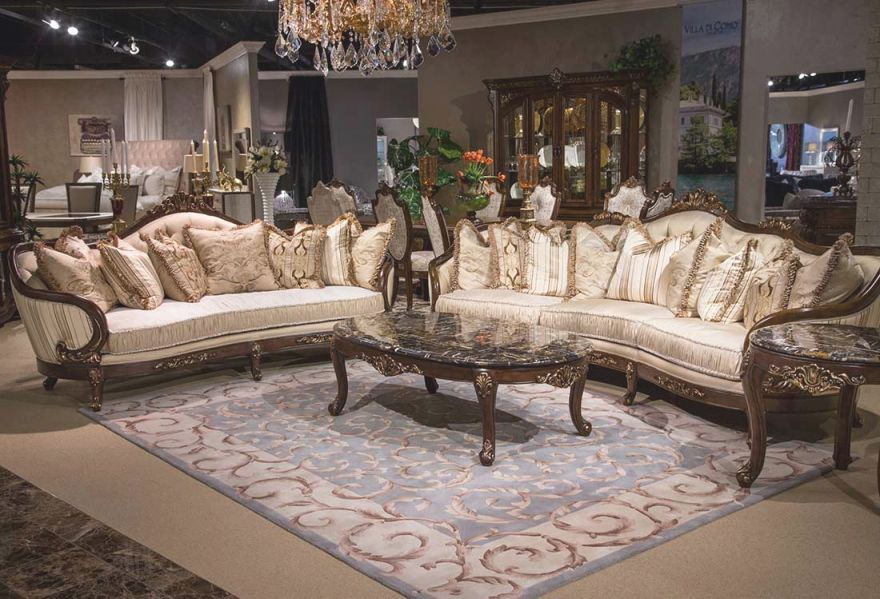Aico Furniture Living Room Set New Villa Di O Sofa Set intended for Beautiful Aico Living Room Furniture
