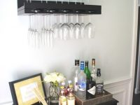 An Organized Home Bar Area | Interior Design In 2019 | Home with Luxury Living Room Bar Ideas