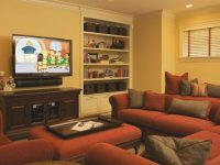 Arrange Furniture Around Fireplace & Tv   Interior Design for Arranging Living Room Furniture