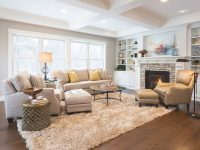 Arranging Furniture In A Open Floor Plan Neutral Living Room within Elegant Arranging Living Room Furniture