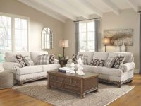 Ashley Furniture Harleson Sofa And Loveseat Living Room Set within Living Room Sets Ashley Furniture