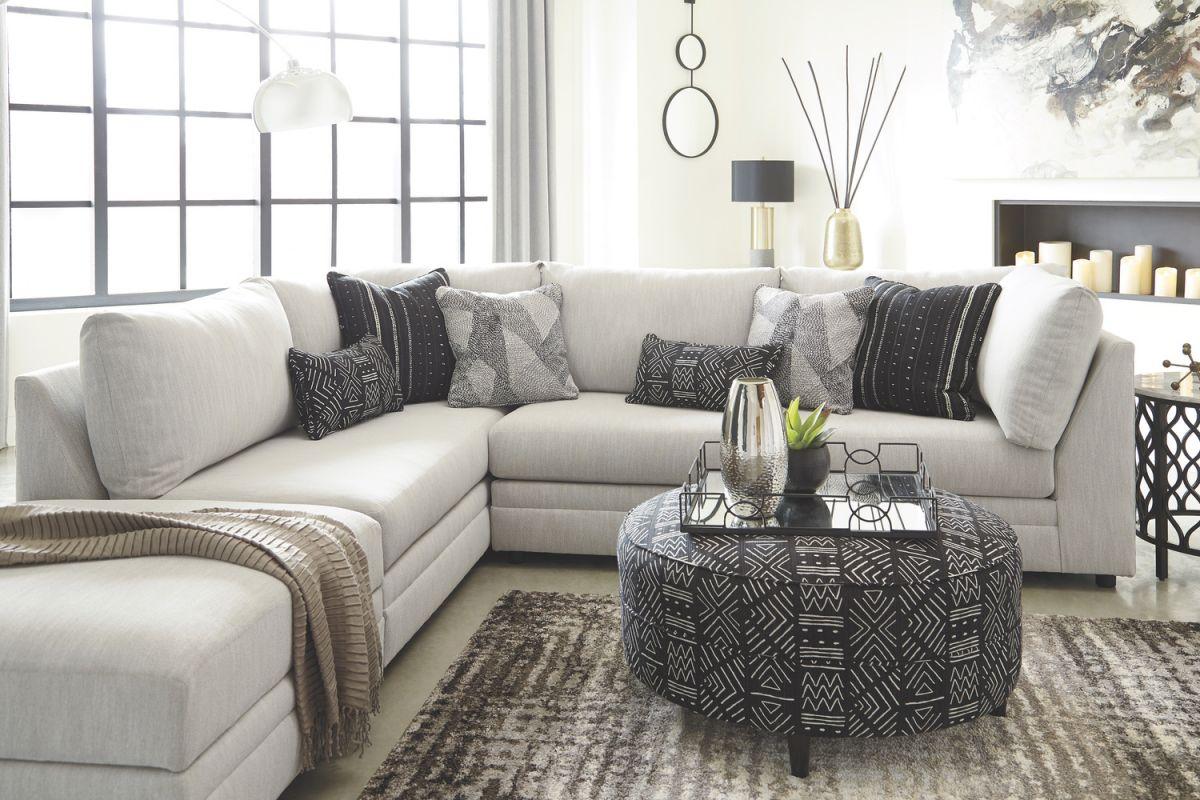 Ashley Furniture Regarding Oversized Living Room Furniture Awesome Decors