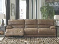 Ashley Furniture Thurles Power Sectional In Saddle for Lovely Ashley Furniture Prices Living Rooms