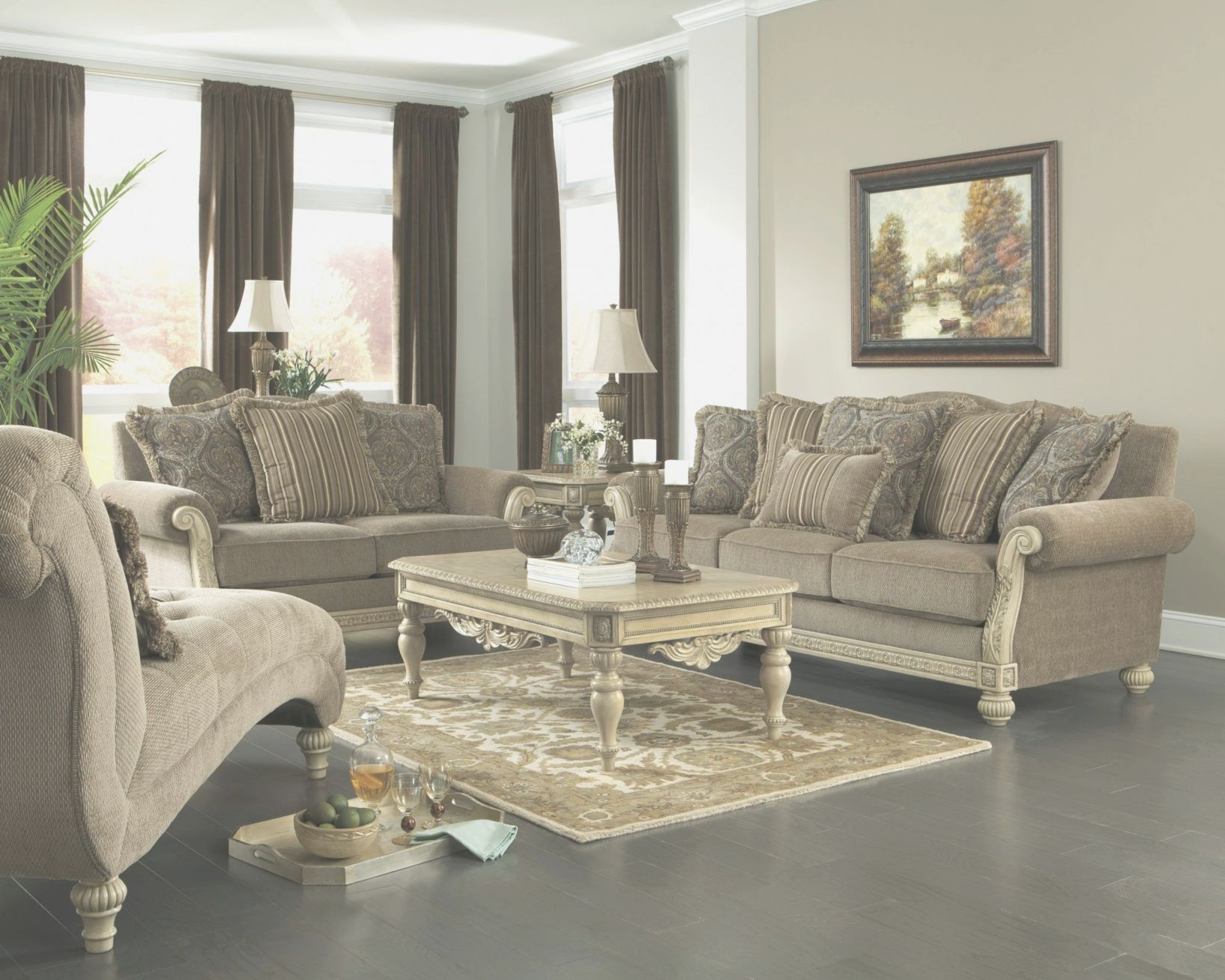 Ashleys Furniture Living Room Sets - Ashley Furniture inside New Ashleys Furniture Living Room Sets