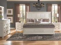 Augusta Ii 5 Piece Queen Bedroom Set inside Bedroom Set Queen