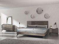Bayport Italian Modern Platform 5 Piece Bedroom Set for Luxury Bedroom Set Modern