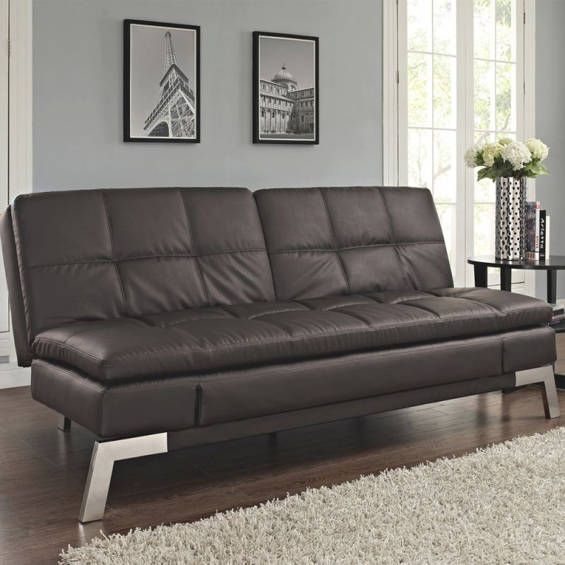 Costco Leather Couches Make Cozy Living