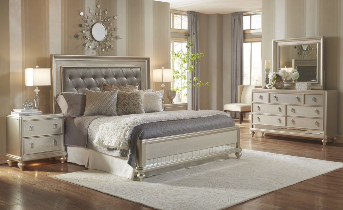 Bedroom Suite Ideas | Bedroom | Upholstered Bedroom Set for Bedroom Set Ideas