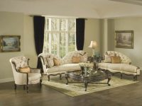 Benetti's Lilliana Luxury Floral Silk Chenille Dark Brown Tufted Accent Chair in New Floral Living Room Furniture
