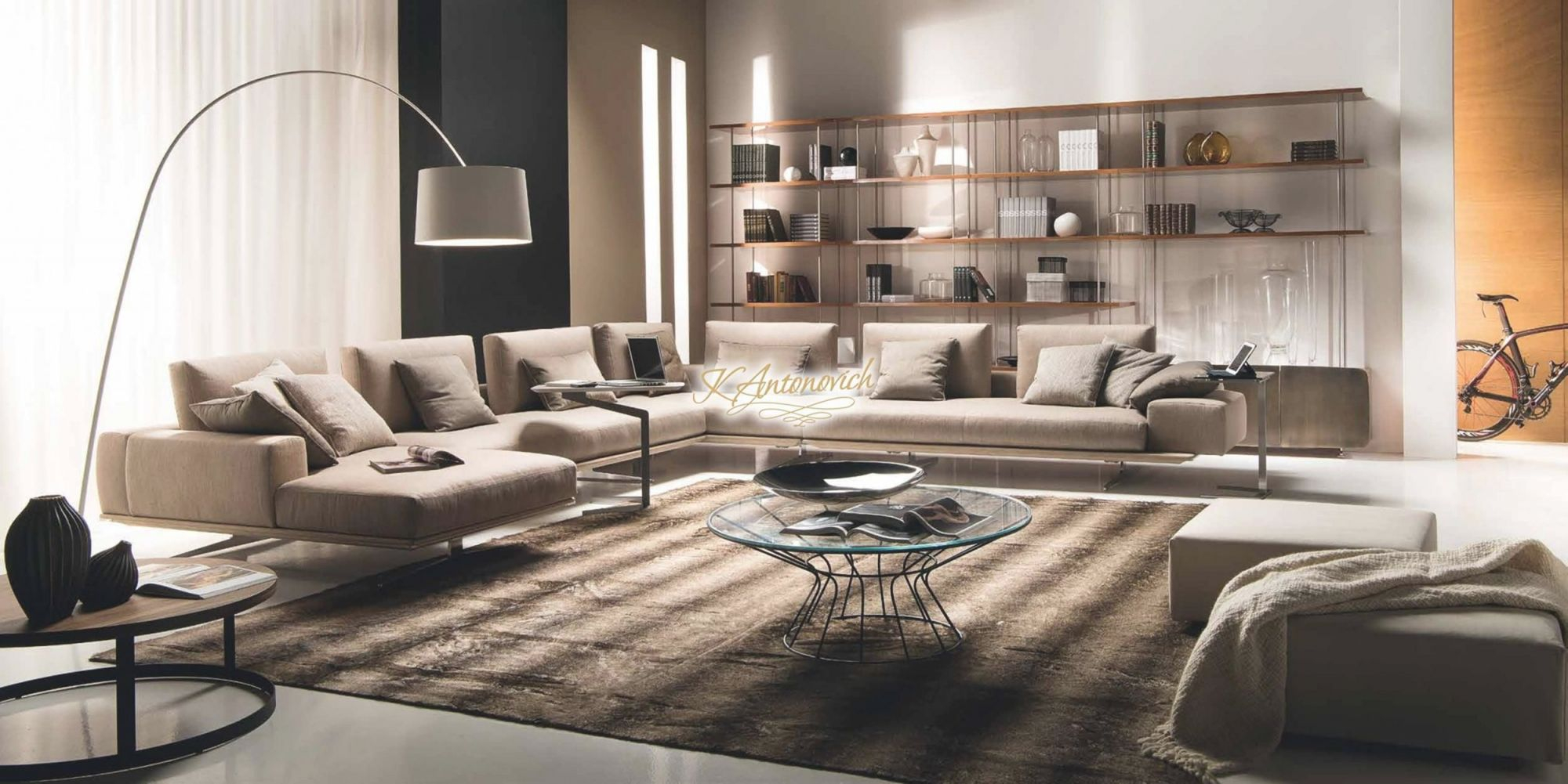 New Italian Living Room Furniture - Awesome Decors