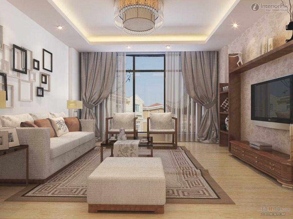 Best Living Room Curtain Ideas : Jackie Home Ideas - Living ...