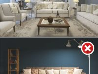 Big No! Avoid These 16 Design Mistakes In Your Living Room with Awesome Big Living Room Furniture