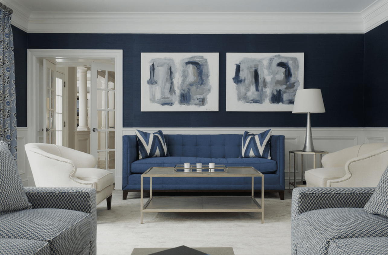 Blue Living Room Ideas With Blue Living Room Furniture Awesome Decors