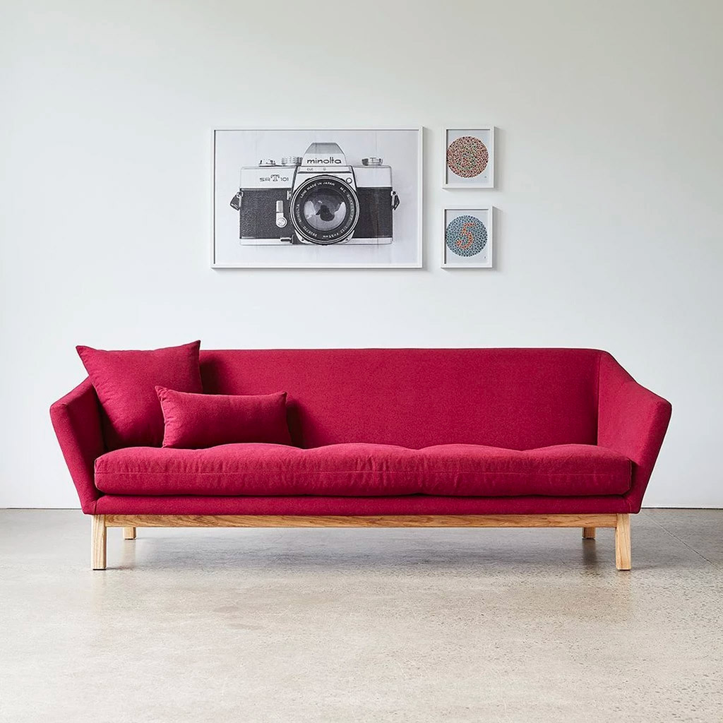burgundy-designer-sofa-with-tufted-seat