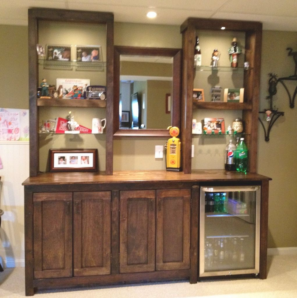 Picture of: Cabinet And Shelves Back Bar Furniture Royals Courage Inside Bar Ideas For Living Room Awesome Decors