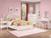 Caroline Diamond Tufted Youth Storage Platform Bedroom Set throughout Inspirational Bedroom Set For Girl