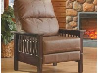 Castlecreek® Mission-Style Recliner – 299493, Living Room throughout Best of Mission Style Living Room Furniture