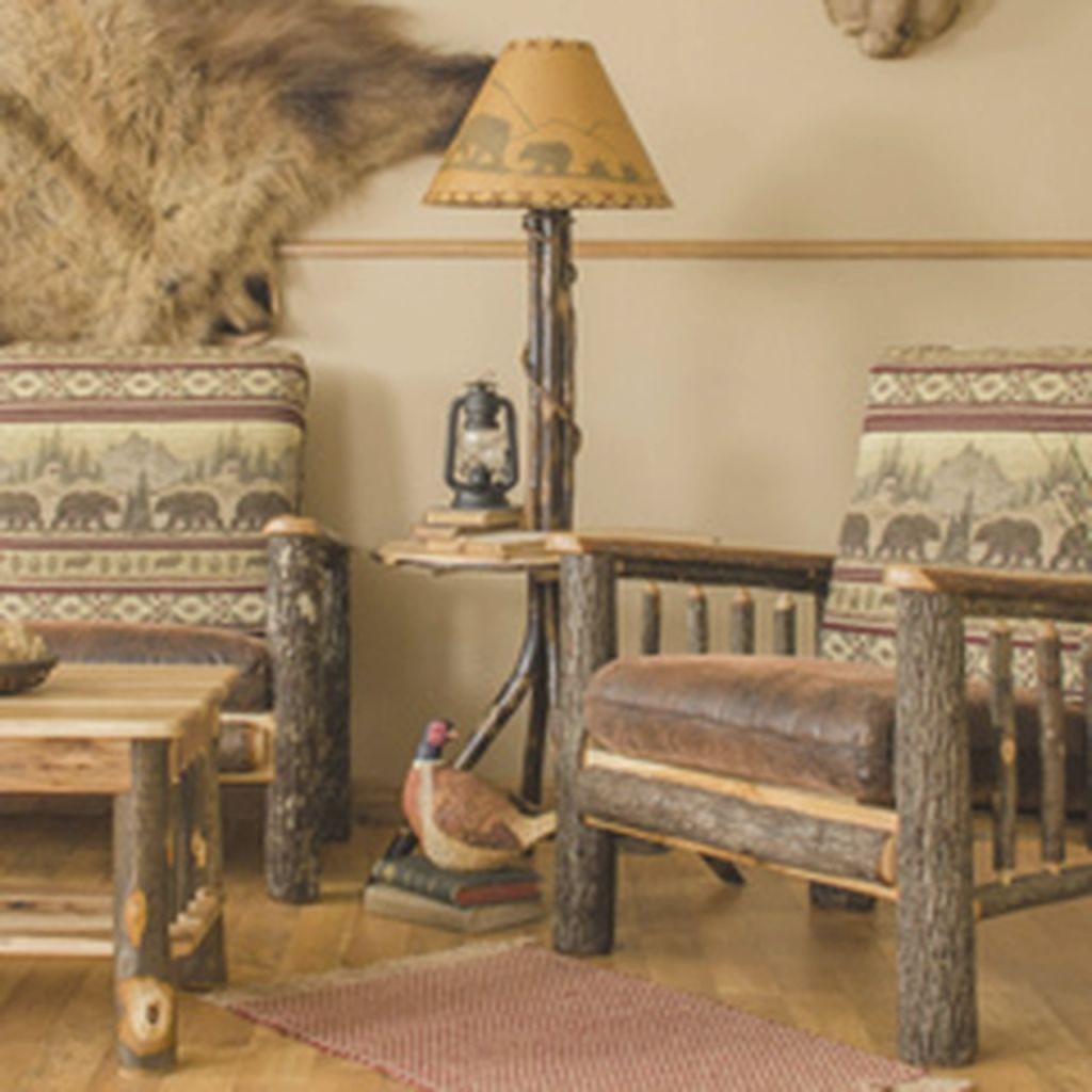 Catalog – Rustic & Log Furniture – Rustic Living Room – Page regarding Rustic Living Room Furniture